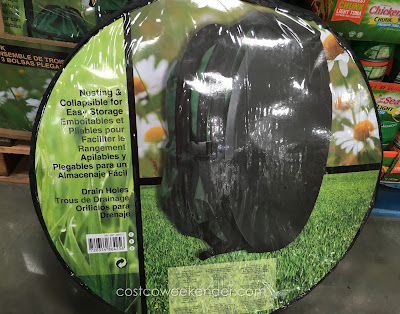 Stylecraft Pop-Up Lawn and Storage Bags - Spring is right around the corner; get your lawn in tip-top shape