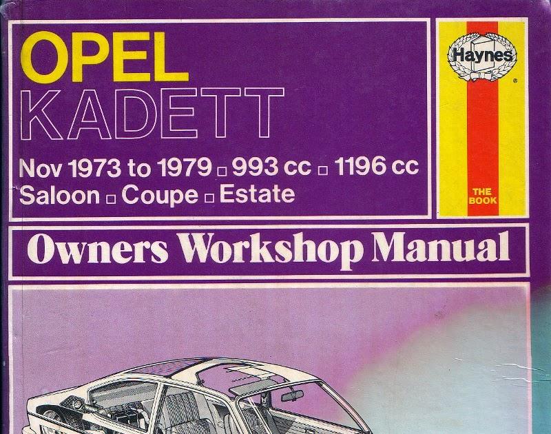 sold opel kadett c series haynes manual 15 classic opel spares rh markkinnon com Haynes Repair Manual Online View Haynes Repair Manual 1987 Dodge Ram 100