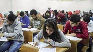 جدول امتحانات الفصل الدراسي الاول للثانوية العامة 2017 المعتمد موقع وزارة التربية والتعليم