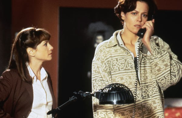 Holly Hunter Sigourney Weaver Copycat 1995 crime thriller
