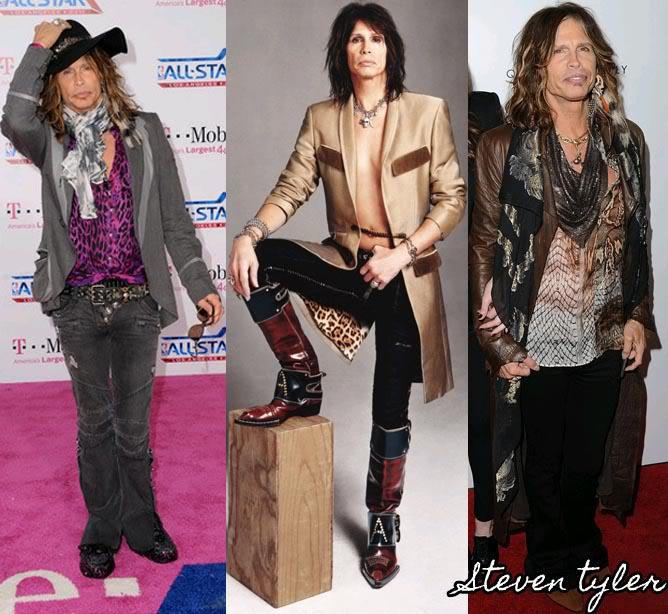 Beautiful Freaks: I've Been Loving: Rock Icon's Styles♥