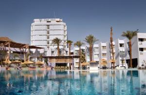 מלון יו קוראל ביץ' קלאב אילת
