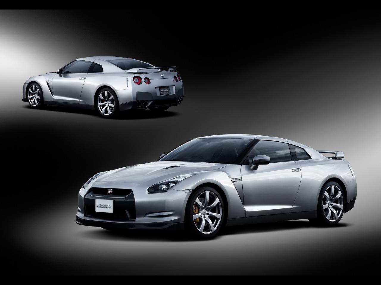 Sports Cars Nissan Gtr Modified