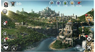 Dawn of Titans for Android Apk (Unlimited Shopping)