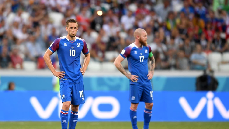 Nigéria 2 x 0 Islândia