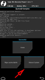 How to install dolby in andriod