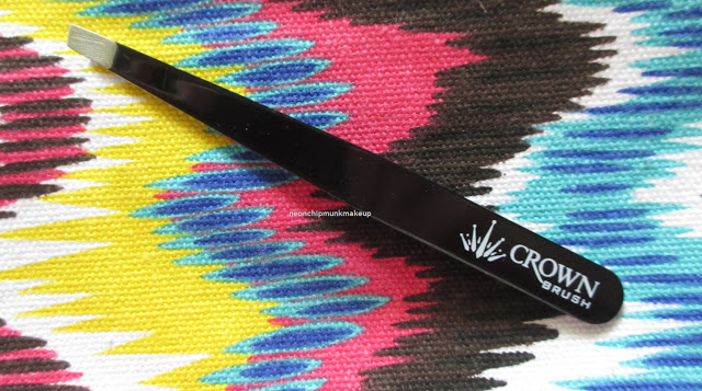 Crown Brush Tweezers Review