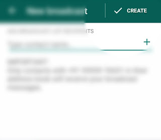 how-to-create-broadcast-list-in-whatsapp-in-hindi