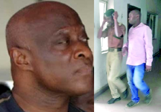 Capt. Emmanuel Iheanacho Brother jailed killing wife