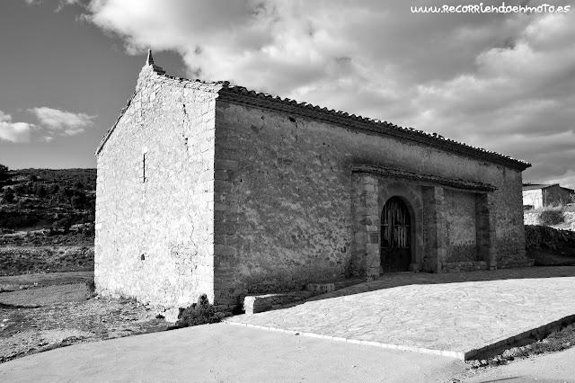 Ermita de Sta Maria Magdalena, Olocau del Rey