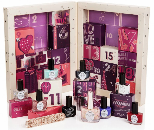 Ciate London Nail Polish Advent Calendar