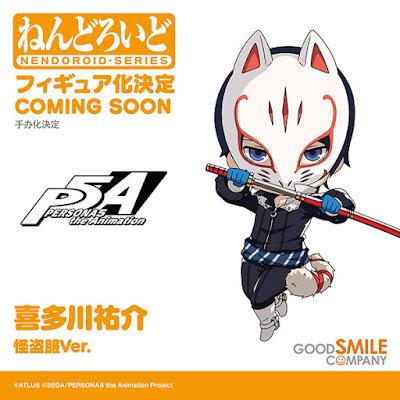Persona 5 - Yusuke Kitagawa