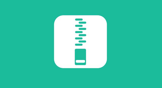 Tạo tập tin thư mục nén với Winrar hoặc Zip Shapes