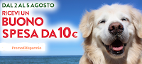Logo Speciale promo Estate 2018: ricevi un buono sconto da 10€ solo per pochi giorni