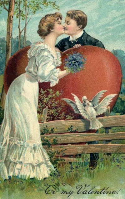 Image result for victorian valentines