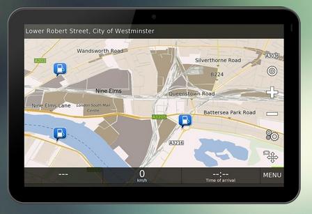 Offline Maps Navigation Dwrean Gps Me Offline Plohghsh