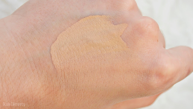 review opinion base maquillaje born this way too faced swatch nude