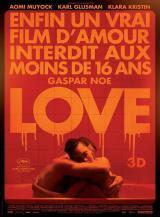 Love (2015) Drama erotico de Gaspar Noé