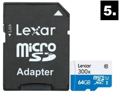 top 5 best memory card to buy