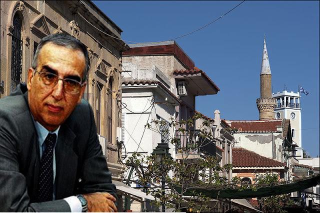 """Ιωάννης Κοραντής: """"Η Τουρκία έχει ένα στενό σακάκι, τη συνθήκη της Λωζάννης, που θέλει να το πετάξει από πάνω της"""""""