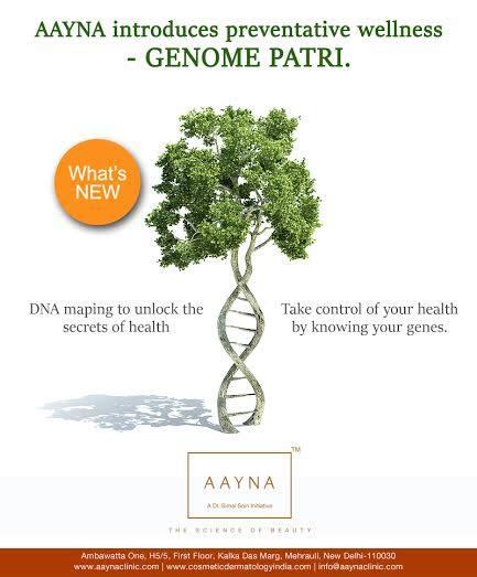 Preventative Wellness through Genome Patri - Allwhatshewants on