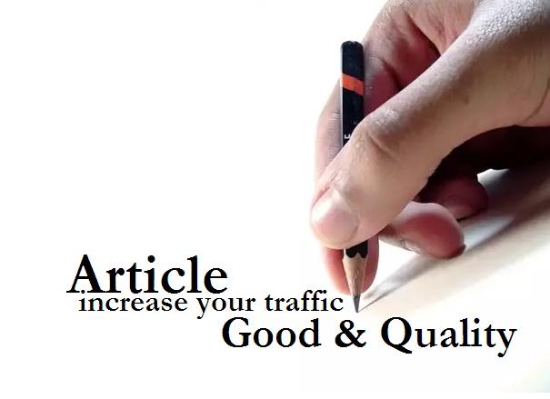 Jasa Penulis Artikel Konten Berkualitas dan Bergaransi