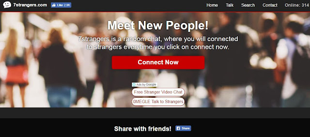 Random Video Chat Sites | Connect with strangers at random