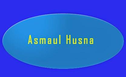 Nama-nama Asmaul Husna Yang Indah Dan Artinya