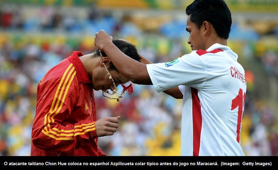 Blognetto  Confederações  Espanha massacra Taiti e Uruguai despacha ... 992b64247faf9