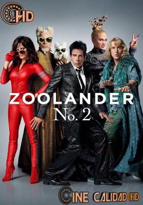 Ver película online Zoolander No. 2 (2016