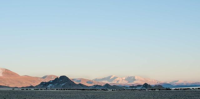 Tolbo Lake, Mongolia