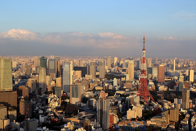 Tokyo, Japan, Tokyo tower, inspiration, backpacking, travelling, traveling, long term, how to travel, inspiration, motivation, Why we are glad we waited to travel longterm,