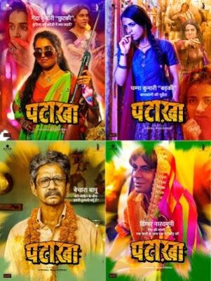 #instamag-check-out-sanya-malhotra-and-radhika-madan-in-patakha