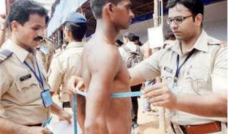 पश्चिम बंगाल पुलिस भर्ती