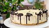 Cheesecake With A Touch of Oreo Cookies? - The Public Servers