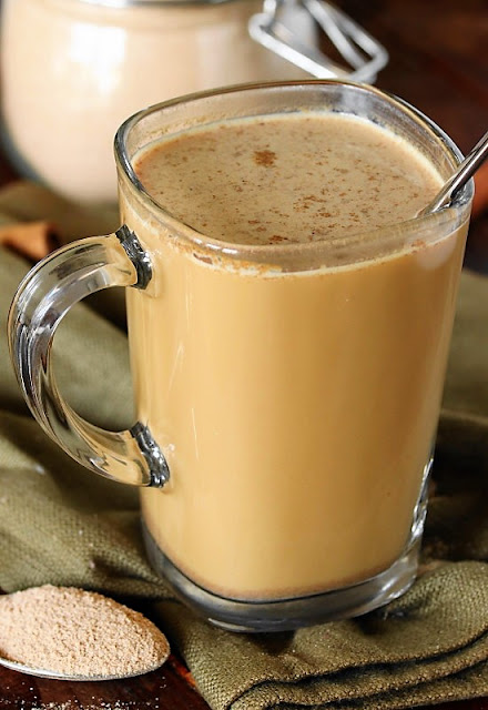 s thus tardily to build your ain flavorfully delicious  Would yous similar a loving cup of tea? - Chai Tea, that is