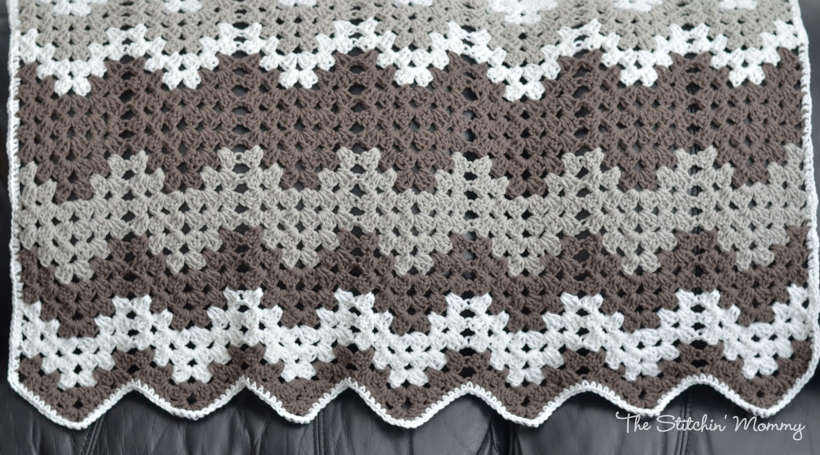 Fiber Flux Awesome Chevrons 15 Free Crochet Patterns