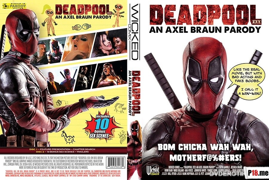 [Wicked] Deadpool An Axel Braun Parody WEB-DL