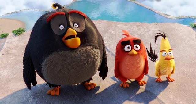 Crítica: Angry Birds: O Filme
