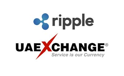 فتح شراكة بين شركة Ripple  و الشركة الإماراتية