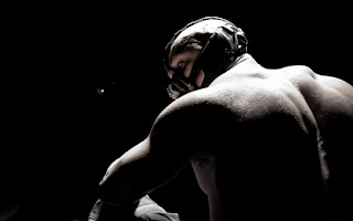 Tom Hardy es Bane en The Dark Knight Rises