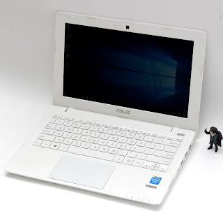 ASUS X200MA Intel N2920 Second di Malang