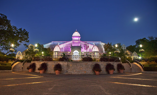 Wedding Venues In Columbus Ohio franklin park conservatory