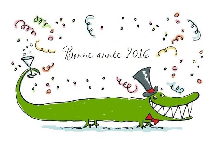 Carte de Bonne Année 2016
