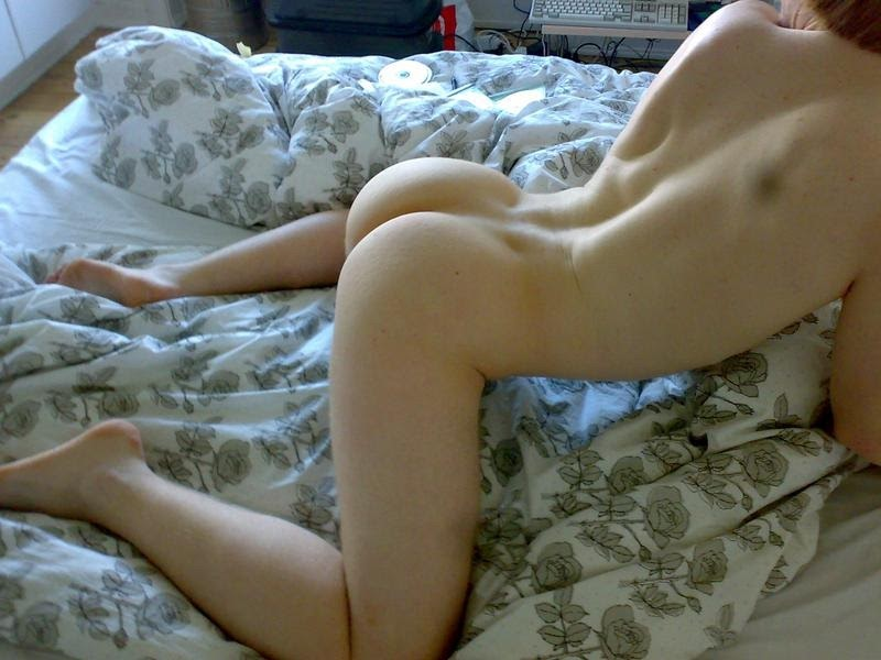 Nude bend over pics are mistaken
