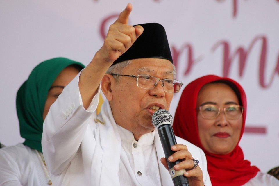 Mengenal Kiai Ma'ruf Amin (4): Politisi Muda Taklukkan Jakarta
