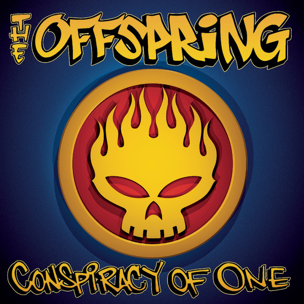 "The Offspring's ""Conspiracy Of One"" turns 19 years old today"