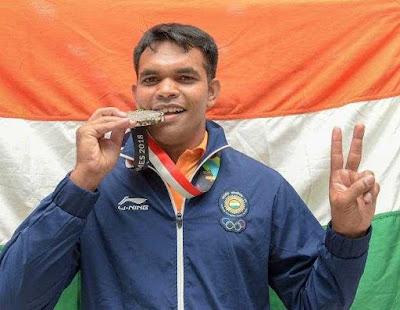 National Boxing champion Deepak Singh