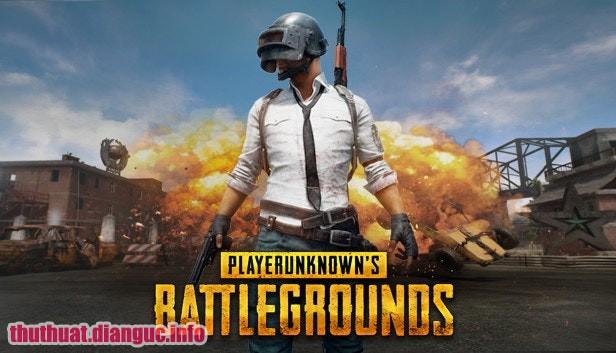 Yêu cầu cấu hình chơi game PLAYERUNKNOWN'S BATTLEGROUNDS System Requirements