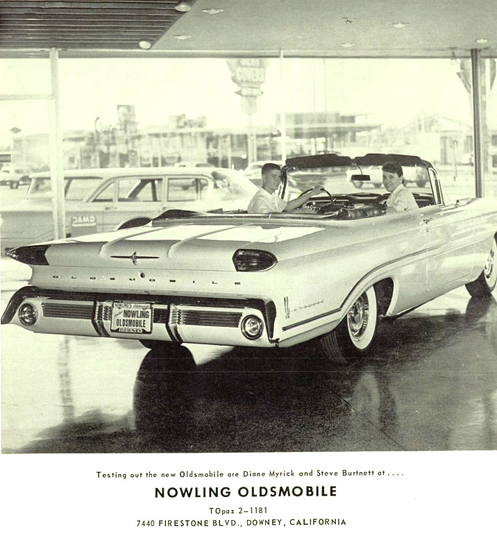 Annualmobiles: Nowling Oldsmobile